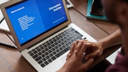 Advice on studying an online course - iQ Academy